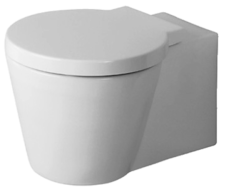 Starck1 toilet wall mounted