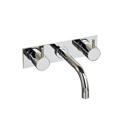 Vola Two-handle build-in wall mounted mixer