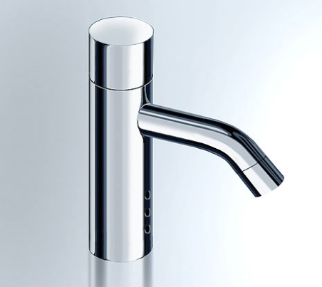 Vola Basin mixer with on-off sensor