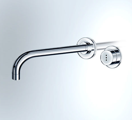 Vola Build-in basin tap with on-off sensor