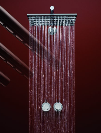 Vola 3/4 thermostatic shower mixer