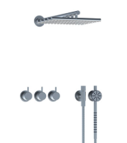 Vola Thermostatic mixer shower set
