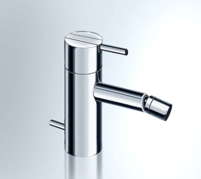 One handle bidet mixer