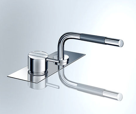 Vola one-handle bath waste