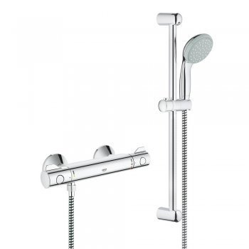 Grohe 800 Exposed set 34565001